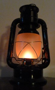 Finished Lantern